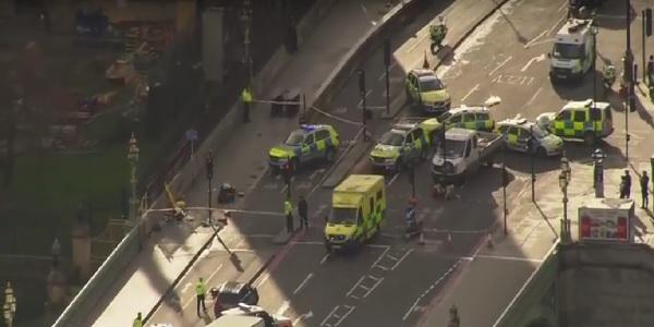Terrore a Londra: cinque morti e otto arresti |Isis rivendica, l'attentatore è Khalid Massood