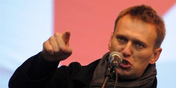 Mosca, tensione durante un corteo anti corruzione |Fermato il capo dell'opposizione Alexei Navalny