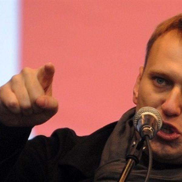 L'oppositore Navalny fermato durante manifestazione