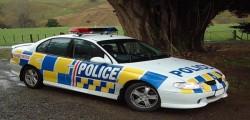 Polizia Nuova Zelanda