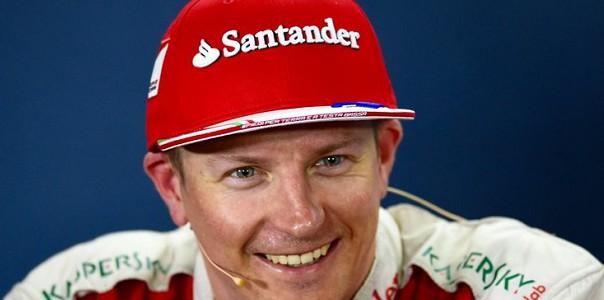 Raikkonen, Ferrari, Formula 1
