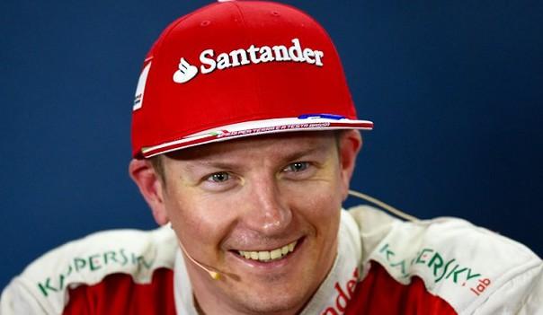 F1, prima fila Ferrari a Monza. Raikkonen davanti a Vettel