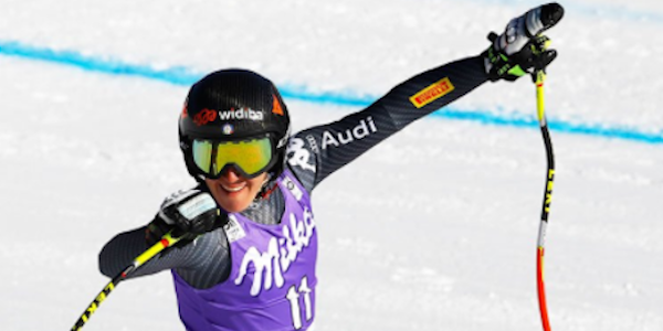 Coppa del Mondo Sci, in Val d'Isere vince Anna Veith. Ancora un podio per la Goggia