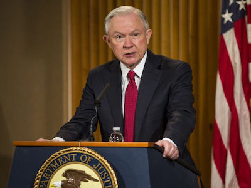 Sessions, Audizione Sessions, Jeff Sessions, Sessions Russiagate, Russiagate, Russiagate Senato, Sessions Trump, Parole Sessions, Sessions Comey