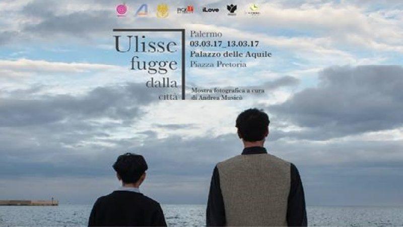 """""""Ulisse fugge dalla città"""", a Palermo la mostra che esplora il conflitto con le proprie origini"""