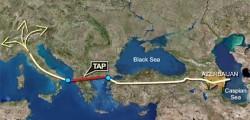 gasdotto tap puglia adriatico