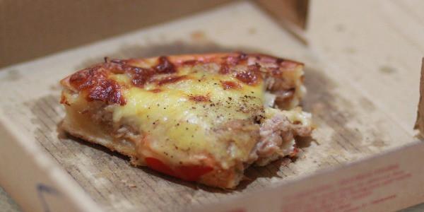 Imballaggi di pizza e fast food contengono sostanze tossiche