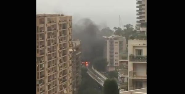 Montecarlo: rapinata la gioielleria Cartier| Incendio nei pressi del Casinò / VIDEO