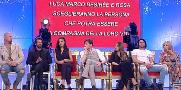 Gossip e anticipazioni Uomini e Donne, Trono Classico: Soleil ancora divisa tra Marco e Luca