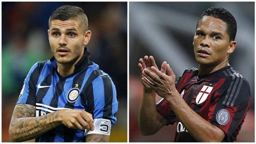 Le pagelle di Inter – Milan. Finalmente Icardi, Bacca da censura. Handanovic è un muro