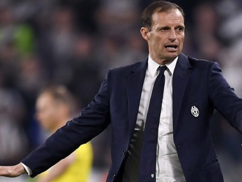 Allegri Massimiliano, Juventus, Champions League