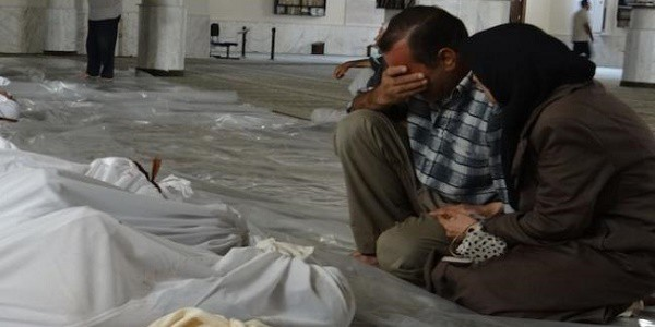 L'intelligence ha intercettato i militari siriani sull'attacco chimico