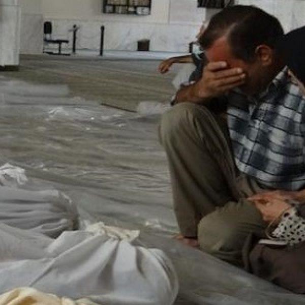 Siria, a Ghouta