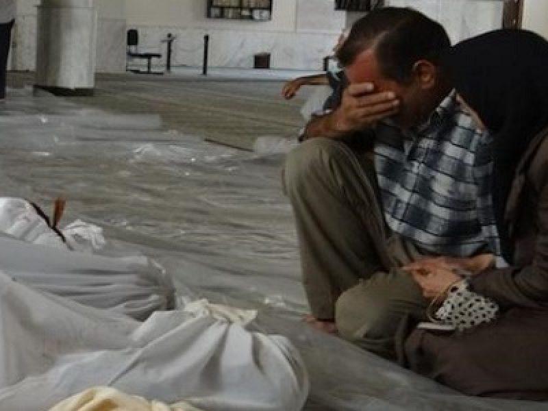 Afrin chimico Siria, Al-Shifuniyah, attacco chimico siria, attacco Siria, Ong attacco Siria, Siria