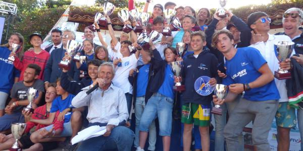 windsurf mondello un mare di campioni coppa italia i risultati