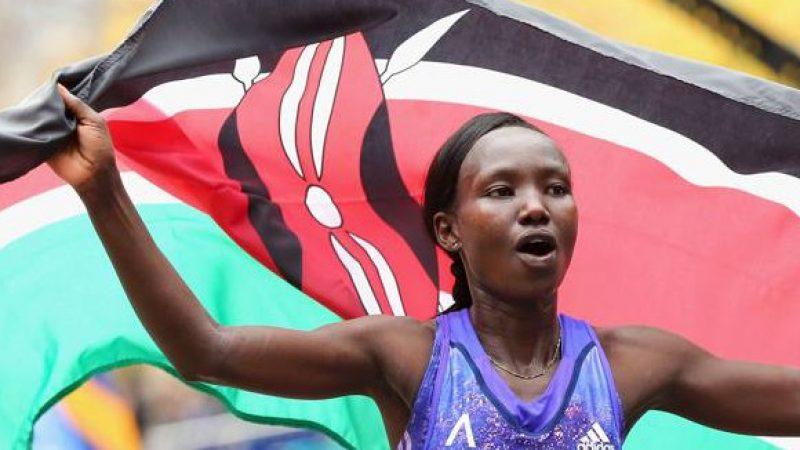 Maratona Londra: Mary Keitany vittoria e nuovo record mondiale
