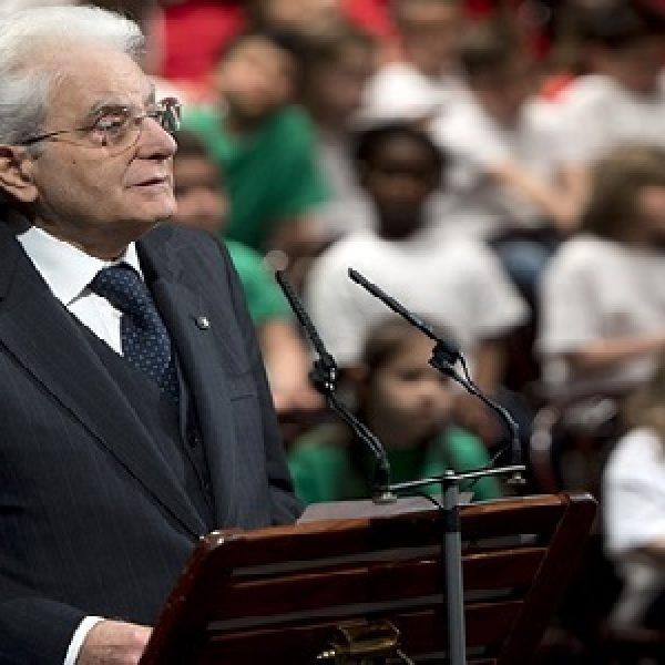 Elezioni, Mattarella: