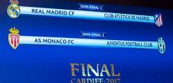 Champions Monaco Juventus