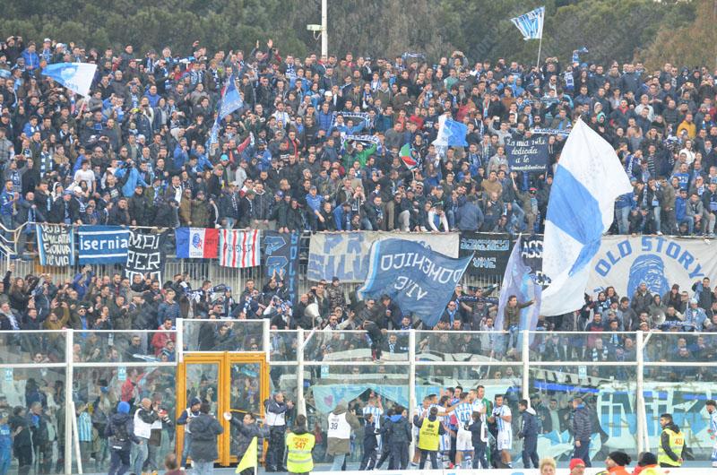 Pescara, ora è davvero finita: aritmetica la retrocessione in Serie B