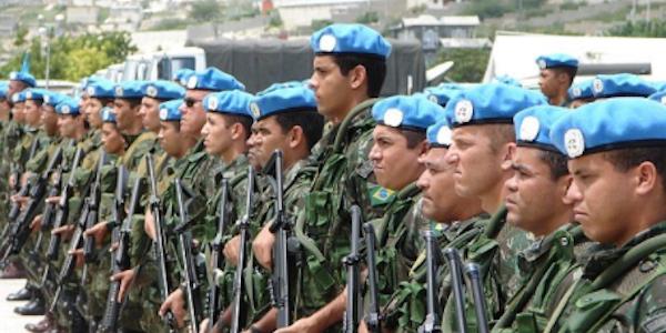 Bufera sui caschi blu dell'Onu: