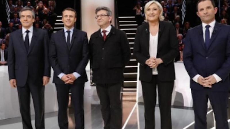 Francia al voto, è il giorno della verità   Macron in testa, segue di poco la Le Pen