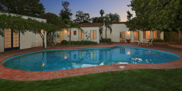 In vendita per 7 milioni di dollari la casa dove fu trovata morta Marilyn Monroe
