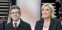 Le Pen-Melenchon