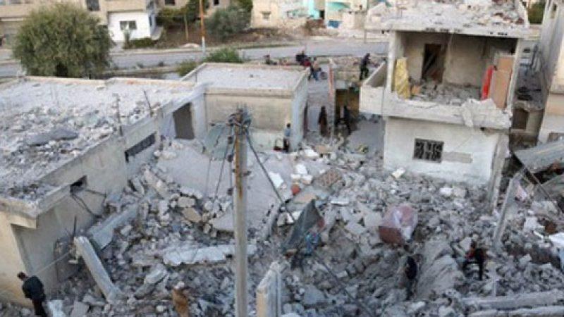 In Siria trovata una fossa comune: forse fino a 200 corpi