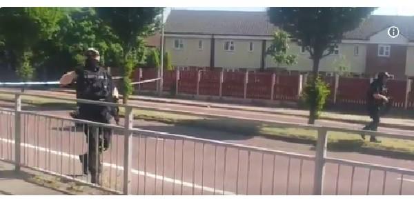 Manchester, allarme bomba in un college di Trafford
