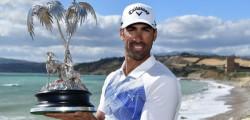 alvaro quiros vince il rocco forte open di golf