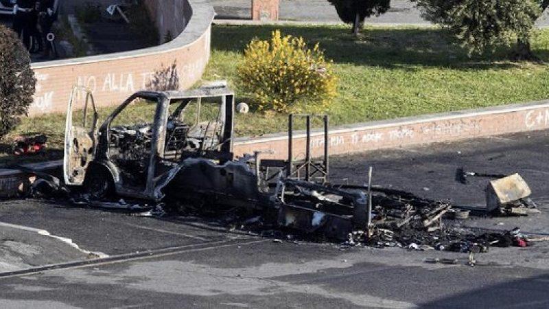 Rogo Centocelle, 20 anni a rom che appiccò il fuoco