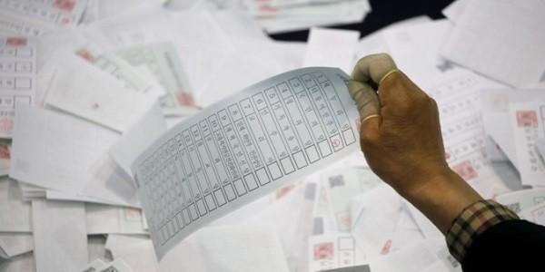Corea del Sud votazioni