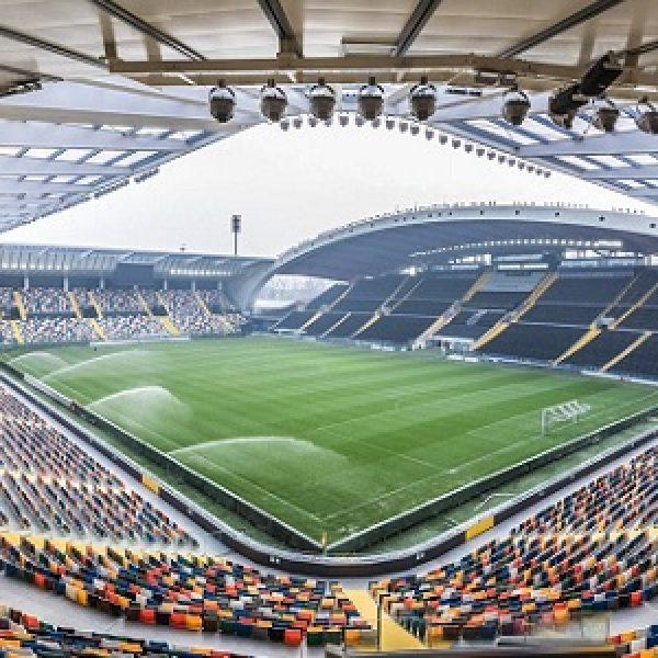 L'Udinese frena l'Atalanta: 1 a 1. A Cristante risponde Perica