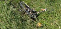 Hayden incidente bici