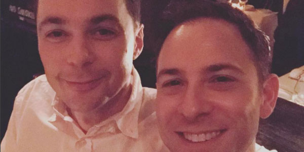 The Big Bang Theory: Jim Parsons ha sposato il compagno