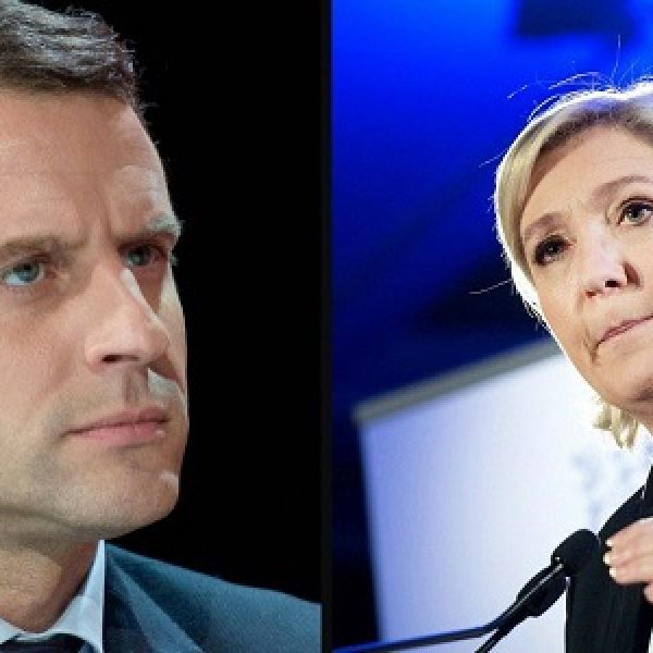 Francia, sondaggi: Le Pen supera Macron
