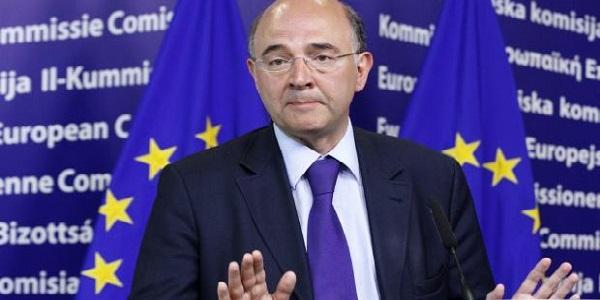 """Manovra, Moscovici: """"Al lavoro perché l'Italia non sia sanzionata"""""""