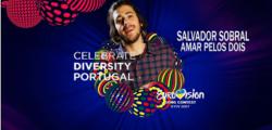 Amor Pelos Dois, Esc 2017, Eurovision song contest 2017, Salvador Sobral, vincitore Eurovision Song Contest