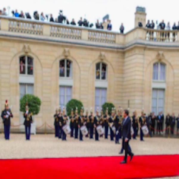 Francia, oggi è il giorno di Emmanuel Macron |