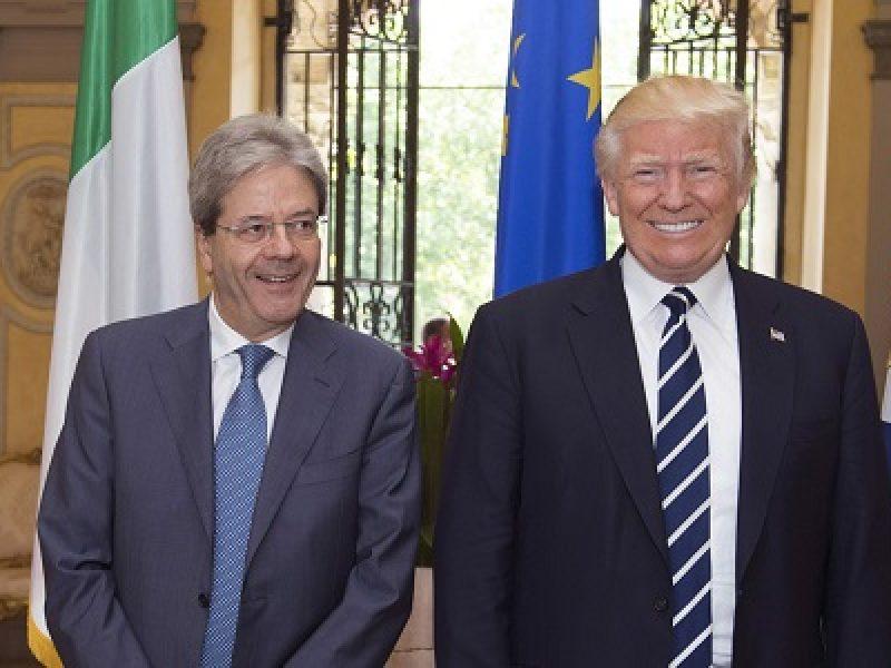 Trump clima, Clima USa, accordi clima, Stati Uniti escono da accordi clima PArigi, Parigi clima, Reazioni trump clima Parigi, MAy Clima Trump, Juncker Clima, Gentiloni clima