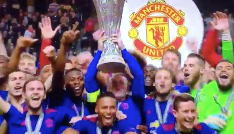 Europa League, trionfo Manchester United! Battuta in finale l'Ajax (0-2), Mourinho vola in Champions
