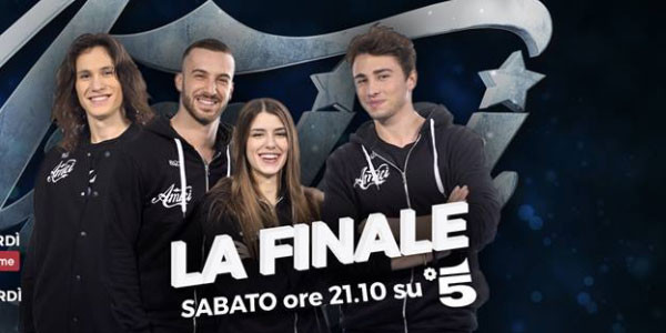 Amici 2017, Riccardo Marcuzzo è il vincitore della categoria canto