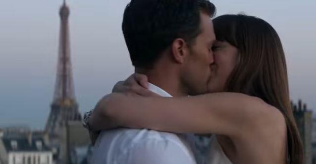 Cinquanta Sfumature di Rosso: Christian e Ana nel primo teaser trailer