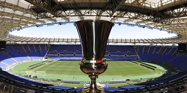 Coppa Italia, i risultati degli ottavi: poker Roma all'Entella