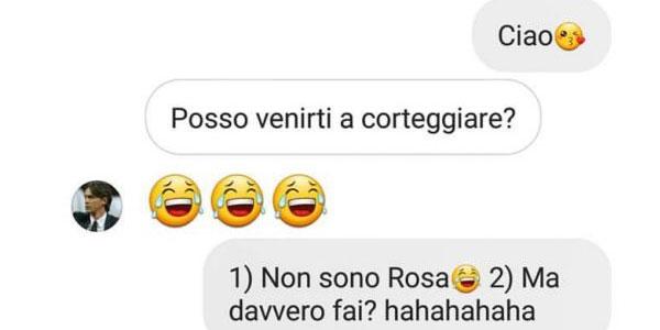Rosa Perrotta e il mistero di Pippo Inzaghi