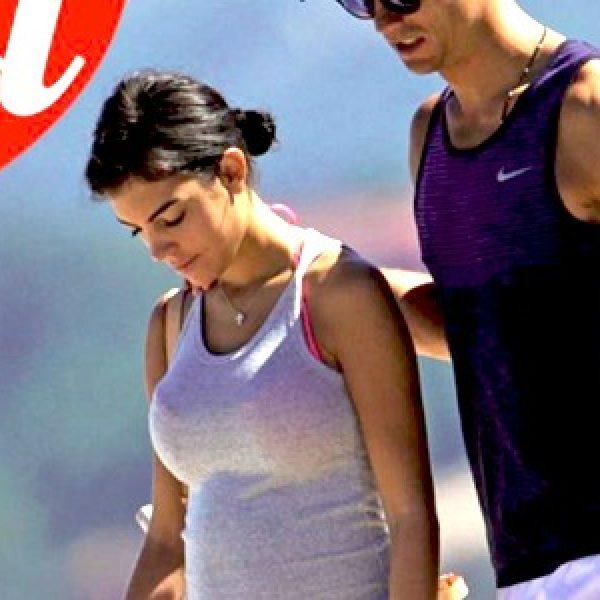 Gossip, Cristiano Ronaldo sarà papà di due gemelli: Georgina Rodriguez è già al quarto mese