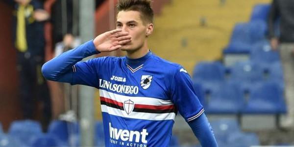Juventus, è fatta per l'acquisto di Schick. Accordo con la Sampdoria