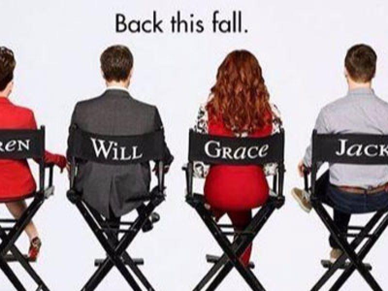nuovi episodi di will & grace in programmazione