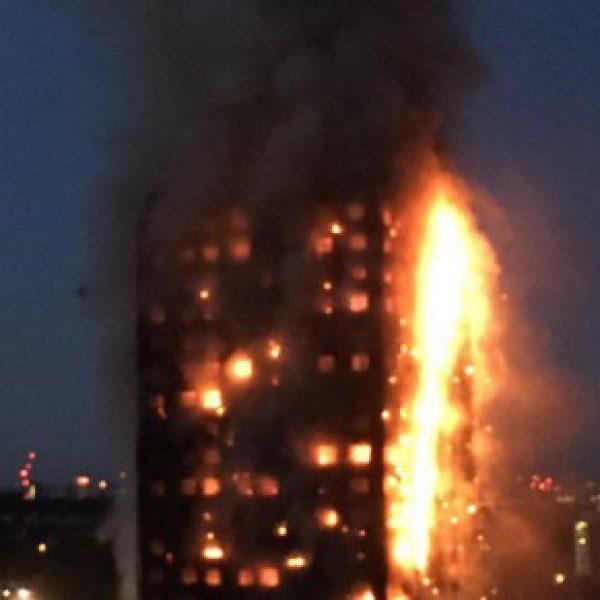Londra, incendio alla Grenfell Tower| Polizia: