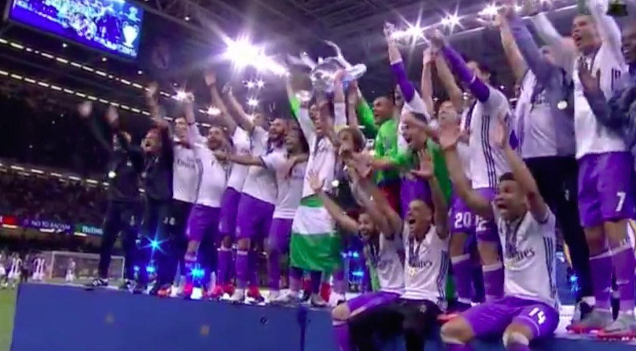 Il Real Madrid è Campione d'Europa!|Juve travolta 1 – 4, doppietta di Cristiano Ronaldo